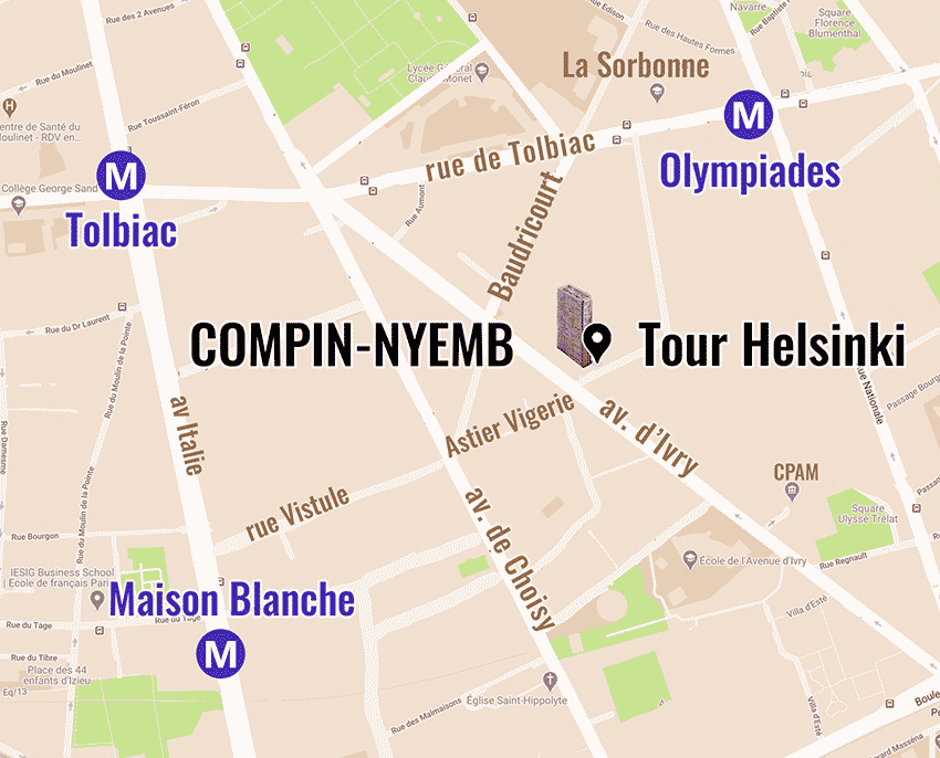 68 avenue d Ivry